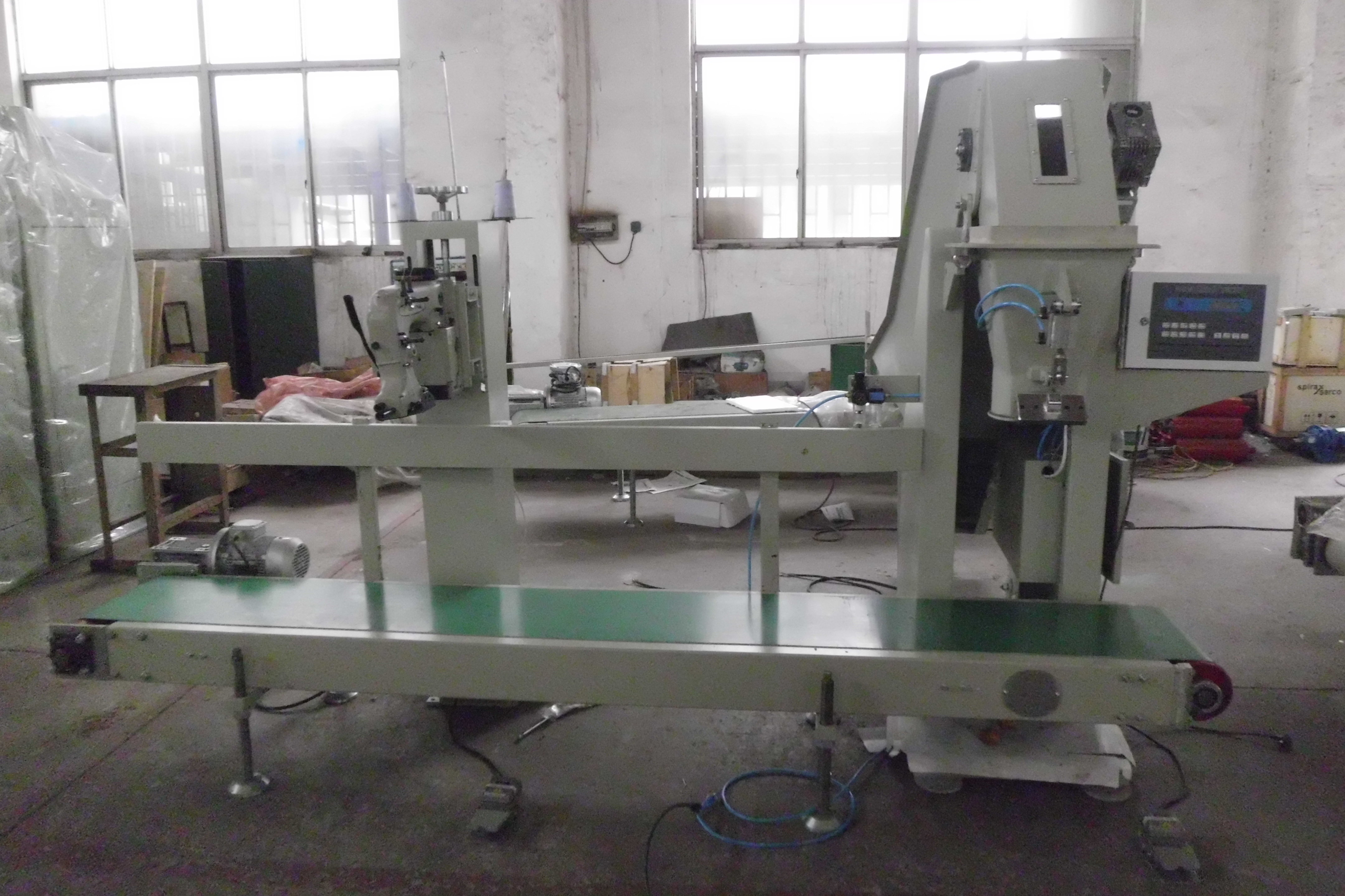 Automatic Apple / Orange / Potato Bagging Equipment 3-4 Bags / Minute