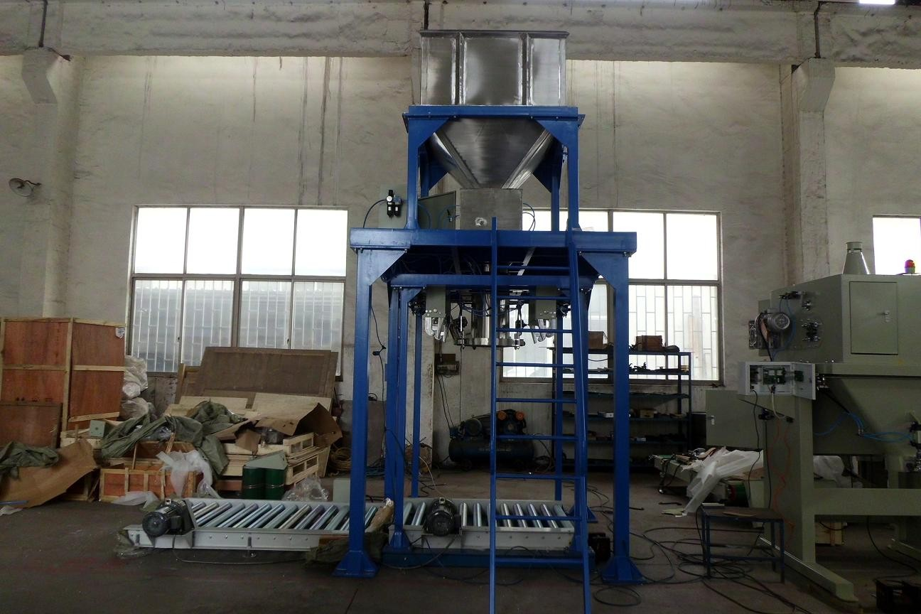 Auto Weighting Packaging Jumbo Bag Filling Machine 500-2000kg